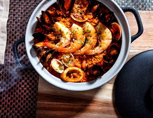 Dinner Casavana